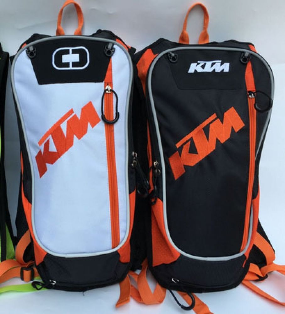Ktm Motorcycle Bag Motocross Offroad Racing Backpack With Tpu Water Bag Bike New Motorcycle Bag Ktm Backpacks