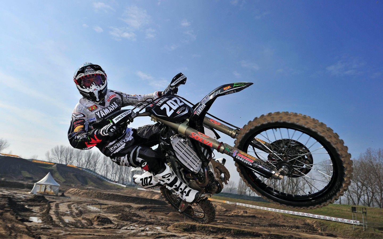 Dirt Bike Hd Wallpapers Motorcycle wallpaper, Yamaha