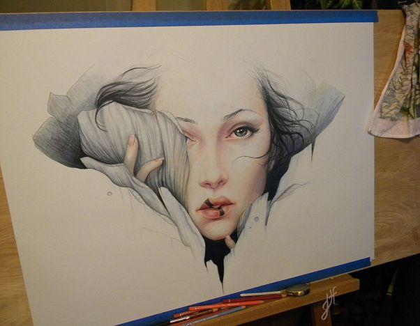 Amazing pencil art!