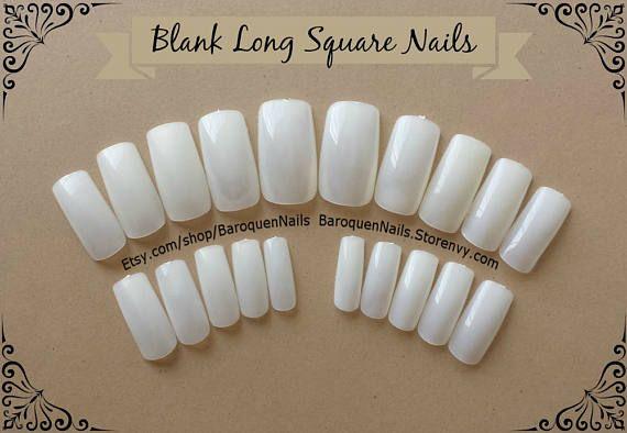 Press On Nails Sizing Sample Pack Nail Sizing Kit Full Etsy Press On Nails Glue On Nails Nails