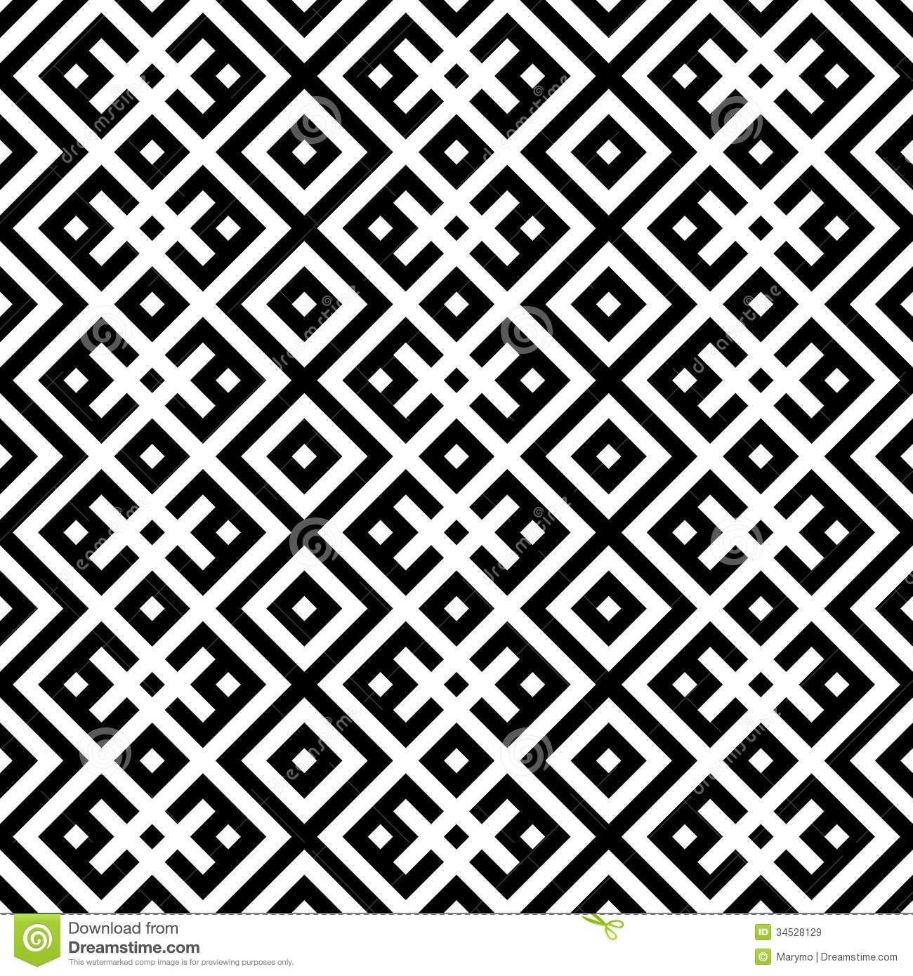 Black And White Checkered Wallpaper Border Seamless