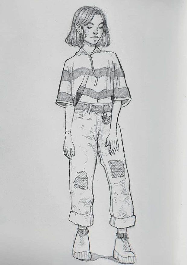 Photo of Drawings #kunstskizzen Drawings #pencildrawings Drawings #kunstskizzen Drawings