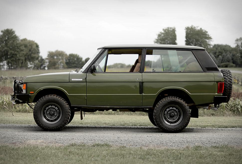 1991 Range Rover Classic Range Rover Classic Range Rover Land Rover