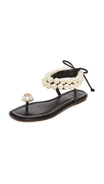 8842c61db0333 TORY BURCH Melody Ankle Strap Sandals.  toryburch  shoes  sandals ...