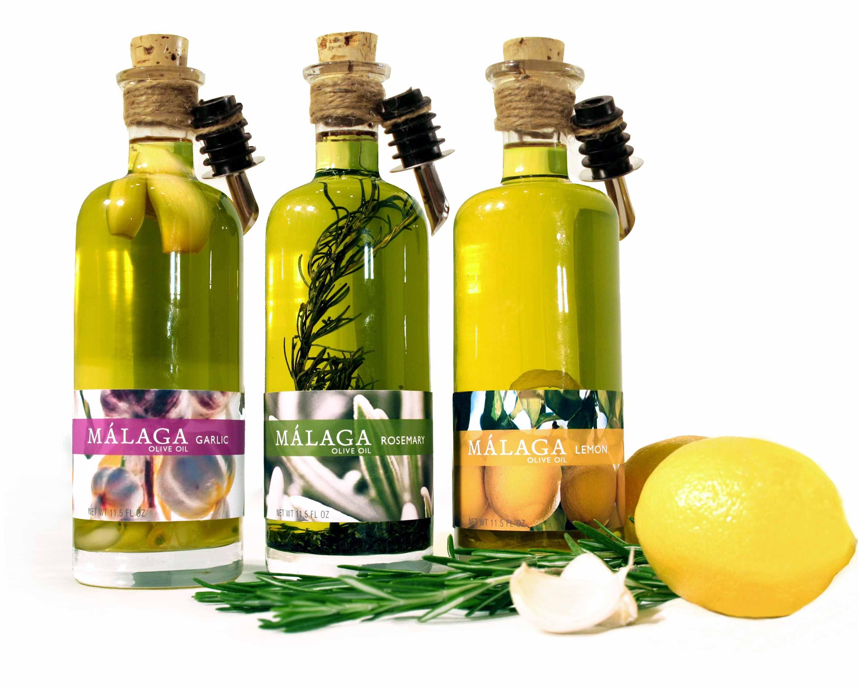 Málaga Olive Oil