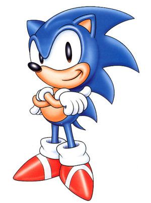 Games One Woman S Top Video Game Characters Of All Time Sonic Classic Sonic Hedgehog