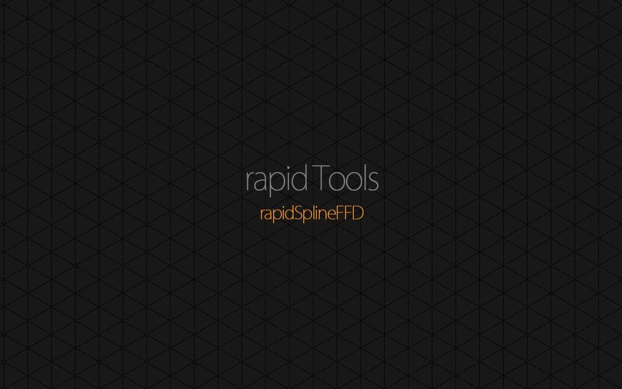 rapidSplineFFD/ http://www.scriptspot.com/3ds-max/scripts/rapidsplineffd