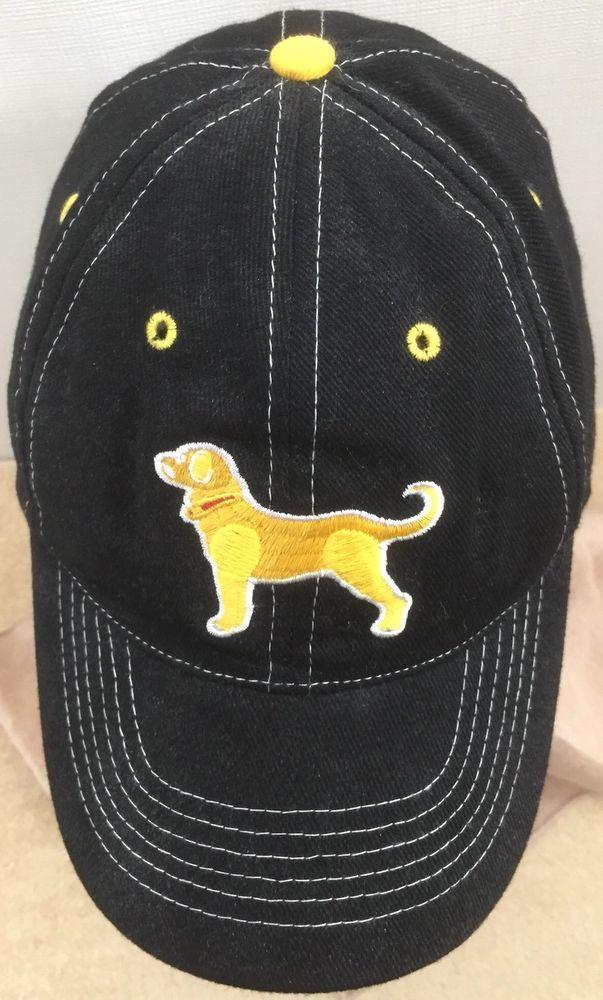 online store 753af 06ff6 The Black Dog of Martha s Vineyard Boston Bruins Black   Gold Cap Hat  Adjustable  TheBlackDog  BostonBruins