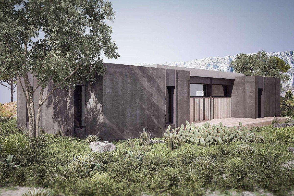 Collection maisons chalet maison maison en kit et pr fabriqu for Petit chalet prefabrique