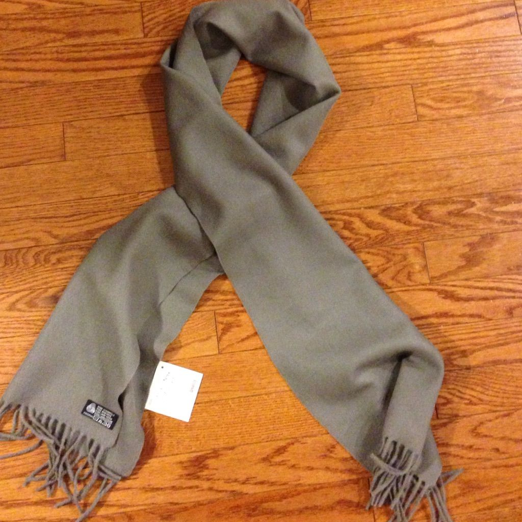 Nwt! Mondi Wool Winter Scarf