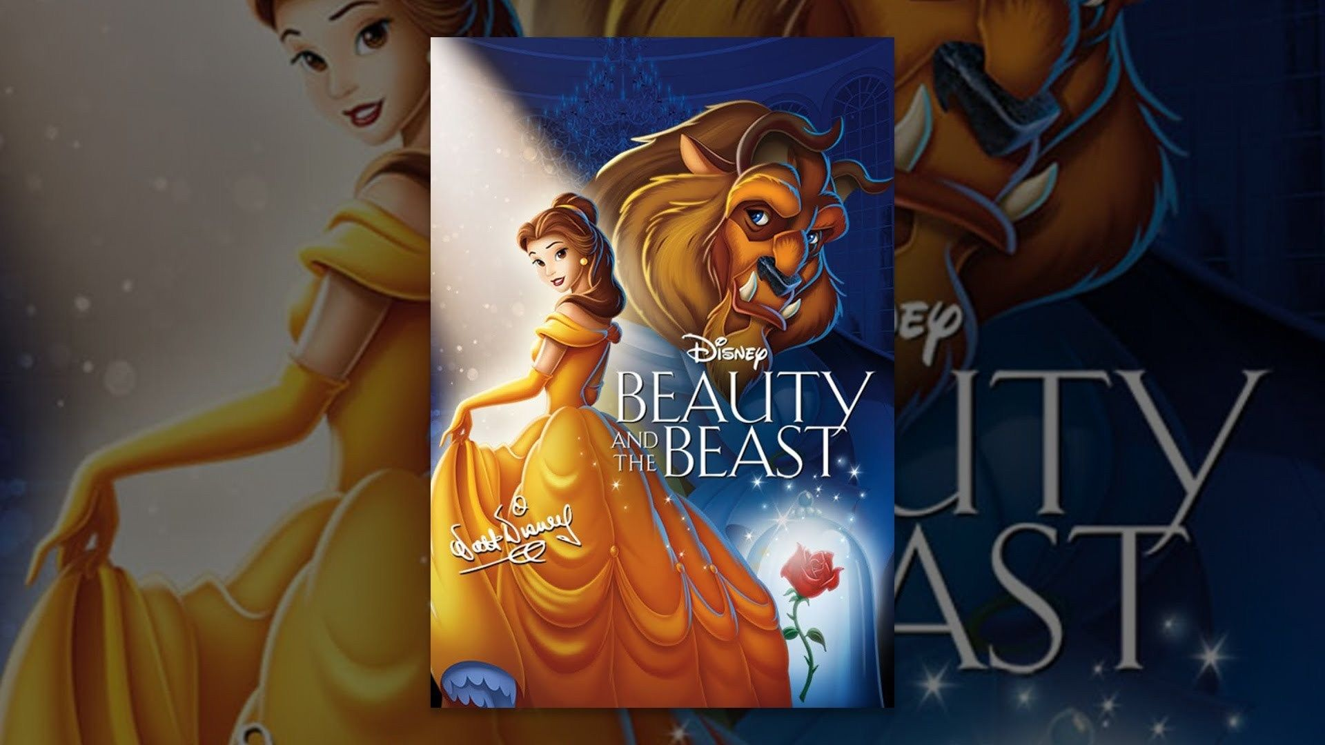Beauty And The Beast In