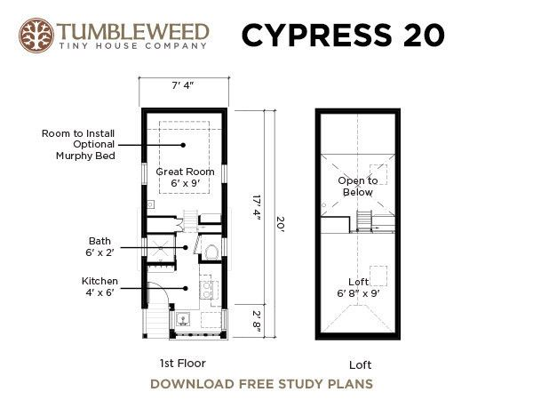 Road Limits For Tiny Houses On Trailers Tiny House Layout Tiny House Floor Plans Tiny House Plans