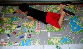 Resultado de imagem para tapete infantil desenho cidade