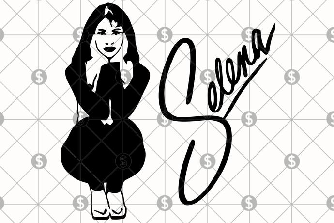 Selena Quintanilla Art Svg Selena Quintanilla Selena Svg Selena T Shirt Como La Flor Svg Sel Selena Quintanilla Cricut Projects Beginner Cricut Craft Room