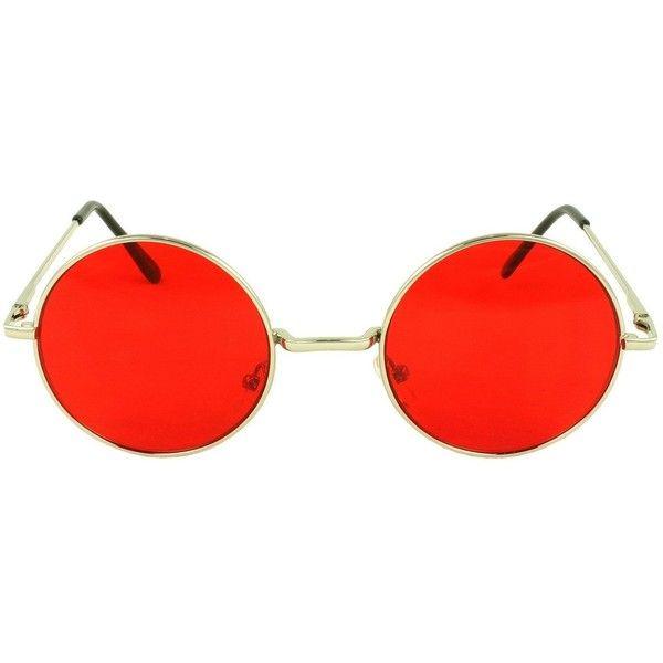 Hot Vintage hair circlet sunglasses in a fun multicolor design
