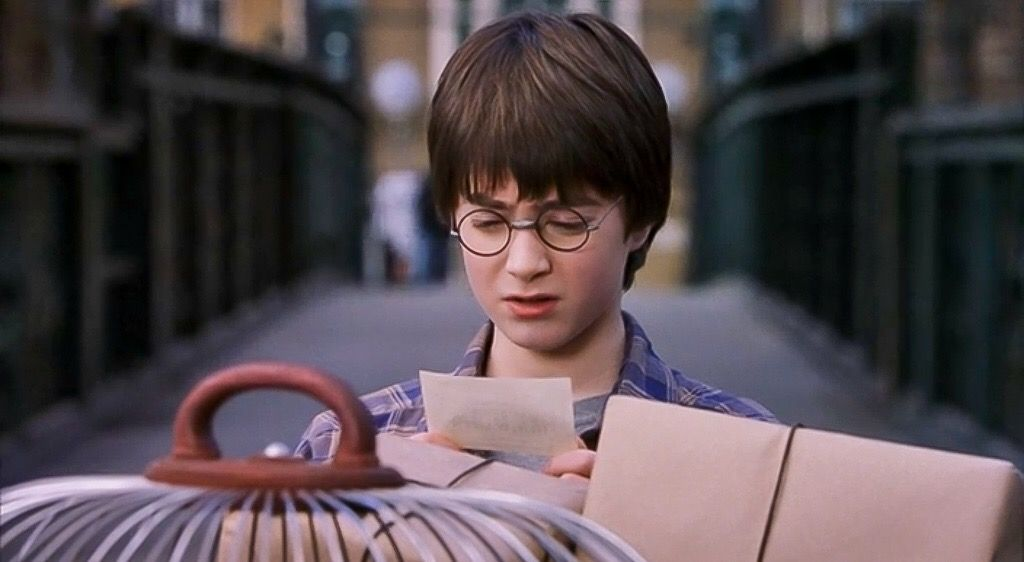 Harry potter and the sorcerers stone platform 9 34