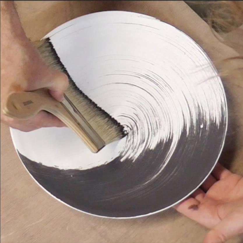 ungewöhnliche Technik zum Bemalen von Keramik #potterypaintingdesigns