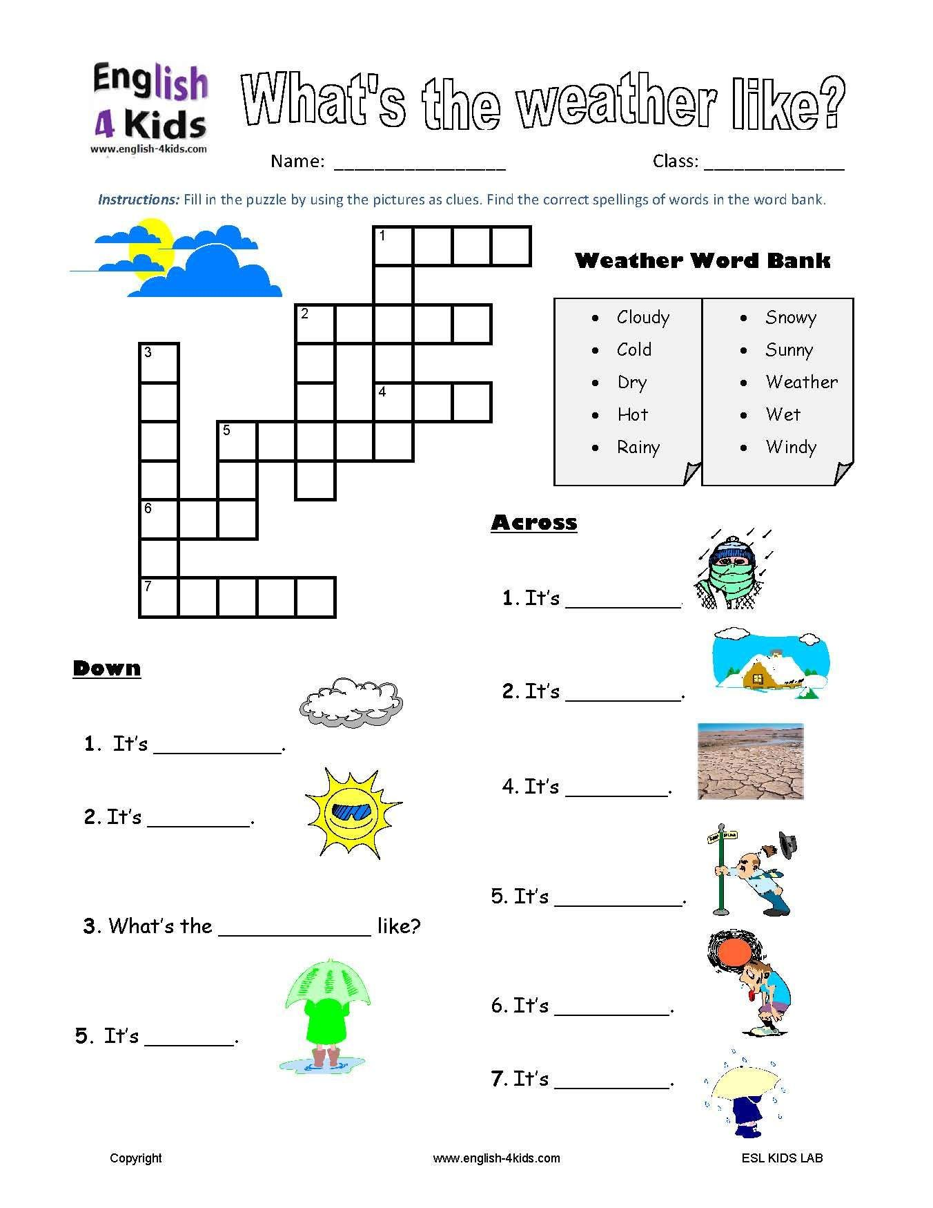 Related image Weather worksheets, Worksheets for kids