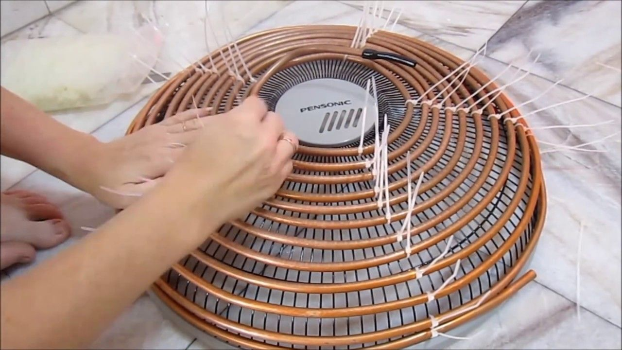 Step By Step Homemade Air Conditioner simple DIY ! How to