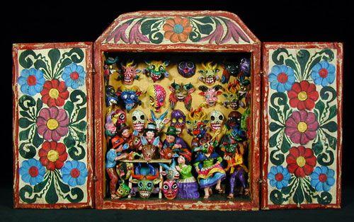 Pin On Latin Religious Folk Art