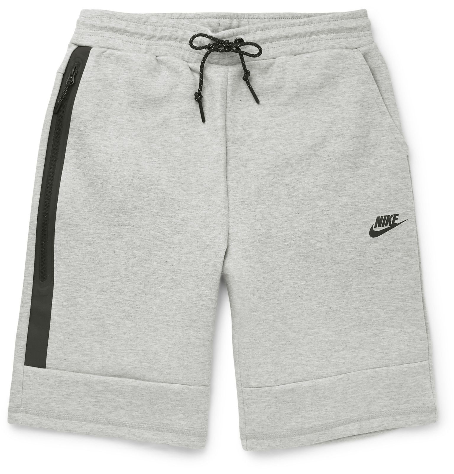 Nike CottonBlend Tech Fleece Shorts Moleton