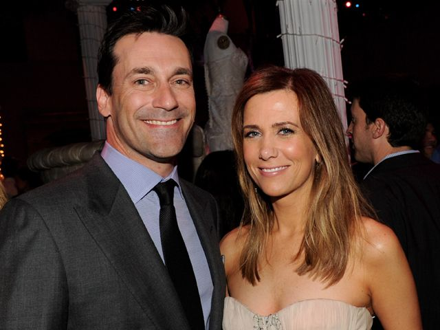 Jon Hamm And Kristen Wiig Love Both Of Them With Images