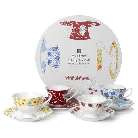 Ashdene - Crazy Tea Cup | TEA PARTY AND MORE | Pinterest | Tea cup ...
