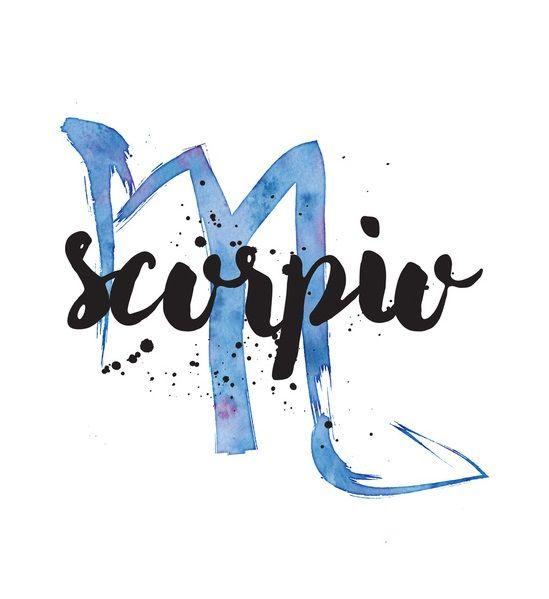 Escorpio ♏
