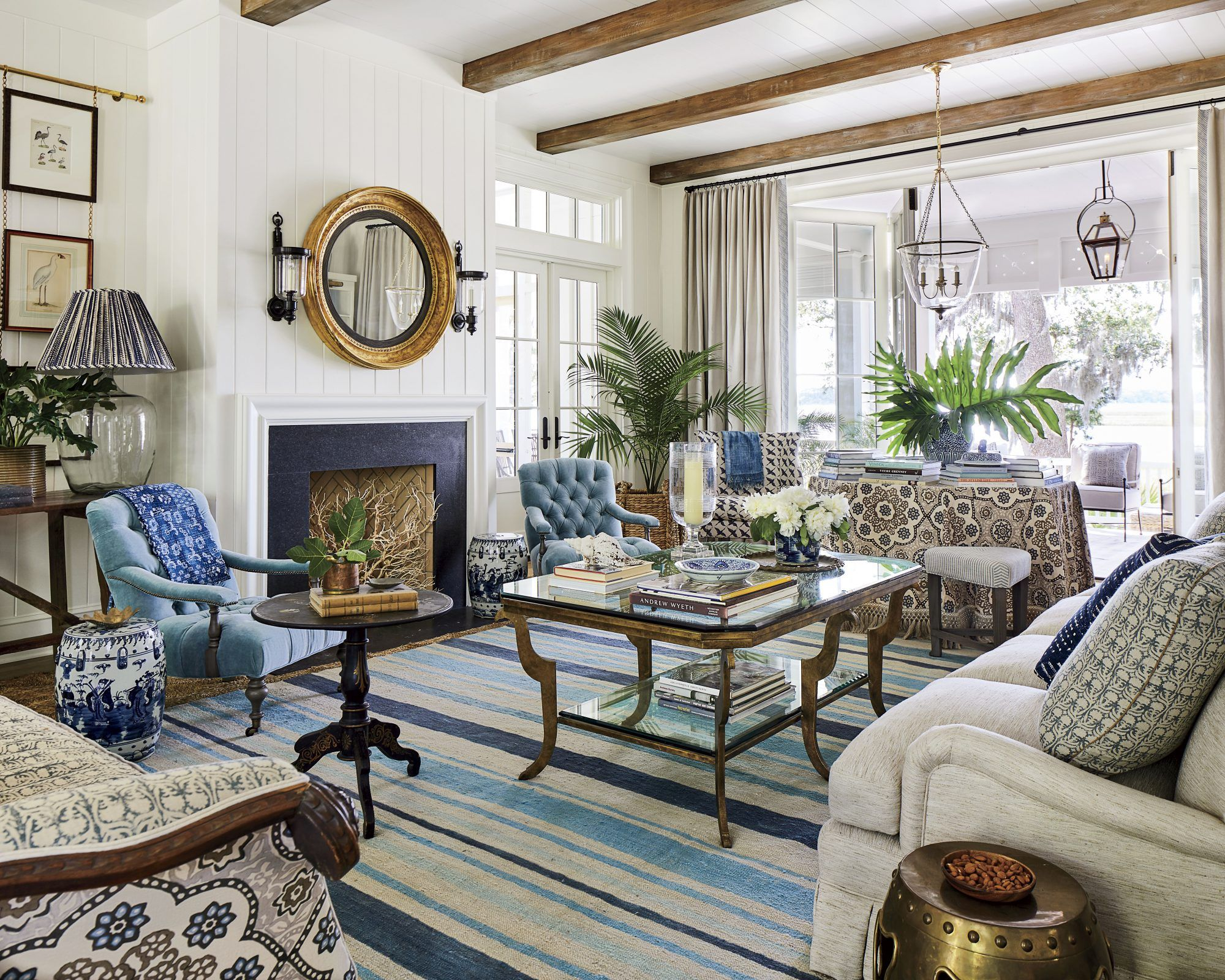 Tour The Ultimate Southern Dream House Southern Living Homes Home Decor Styles House Interior