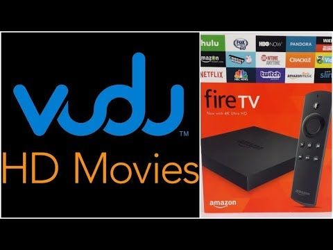 A guide on how to install VUDU on FireStick and watch