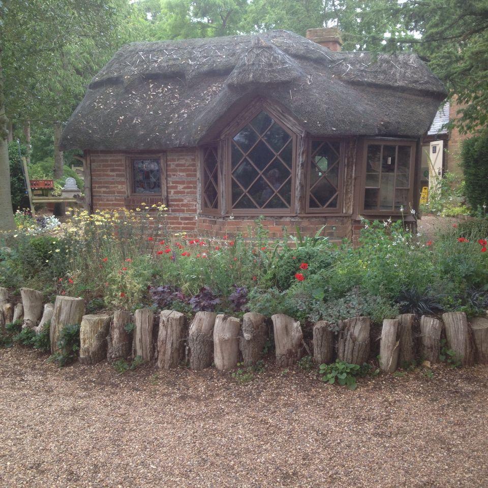 Playhouse At Charlcote Park