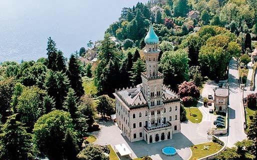 Villa Crespi - Orta San Giulio (No)