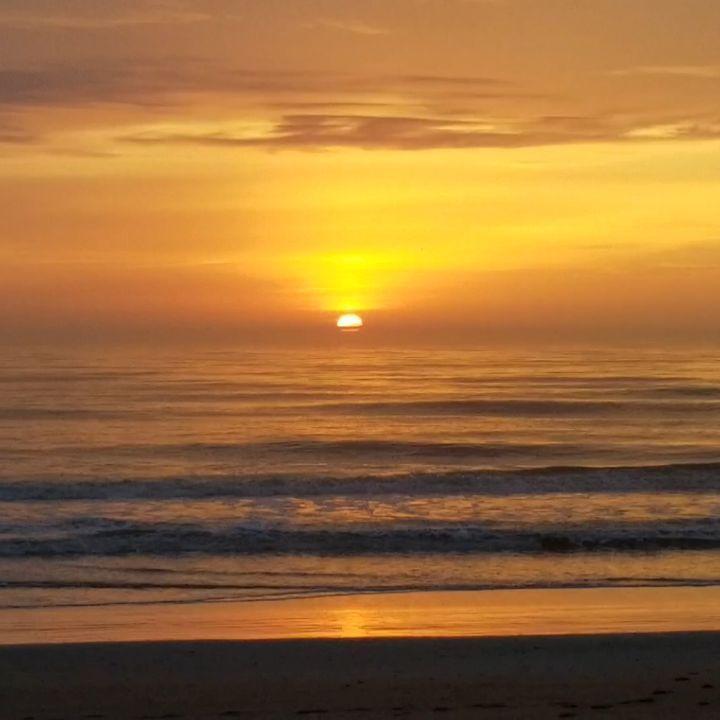 St. Augustine Beach, Florida at sunrise.   Sunset   Pinterest