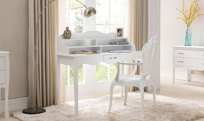 Bureau Design Laque Blanc Margot Pas Cher Bureau Miliboo Ventes Pas Cher Com Bureau Design Mobilier De Salon Design