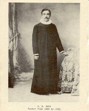 Pastor V.B. Skov