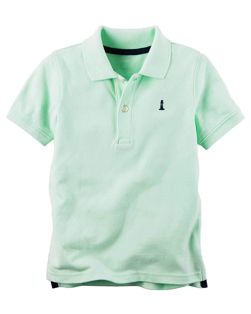 BOTTLE GREEN Boys Girls Kids School Polo Shirt T-Shirt Uniform Sports P.E POS