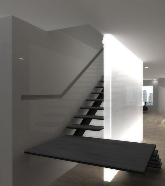 Lighting Basement Washroom Stairs: Pin On Staircase Ideas