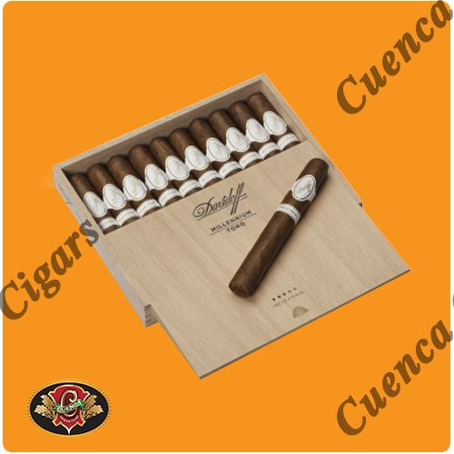 Davidoff Millennium Toro Cigars - Box of 10 - Price: $221.90