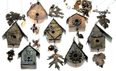 bird houses-Christi Anderson