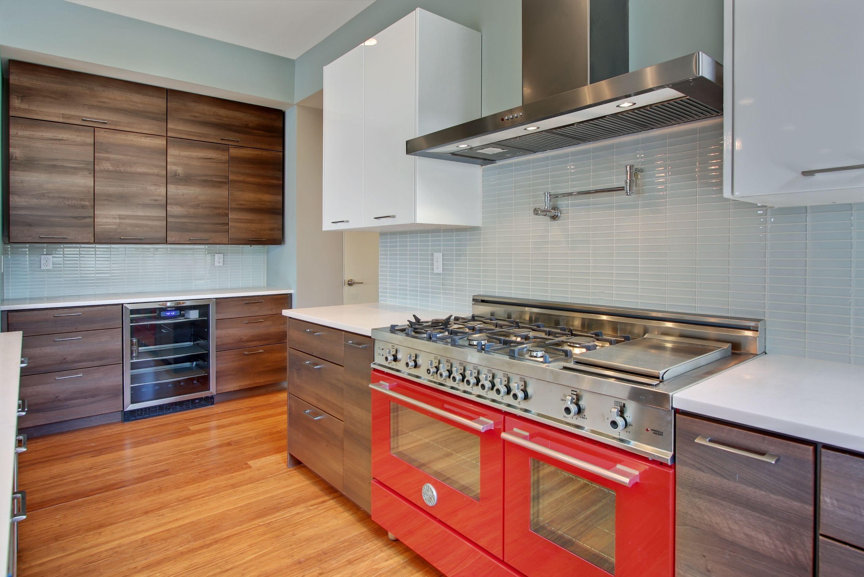 Uncategorized Kitchen Appliances Seattle seattle this kitchen was designed around the rich red bertazzoni range interior design