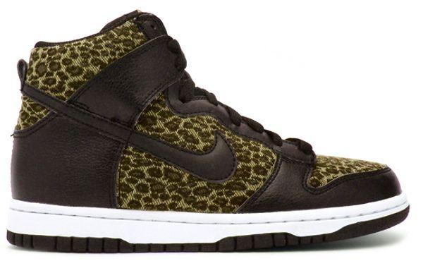 Indispensables Leopard Femmes Dunk – Baskets Pour Des Nike XO80wkNnP