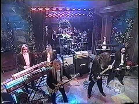 Trans Siberian Orchestra - Christmas Eve Sarajevo (Rosie O Donnell