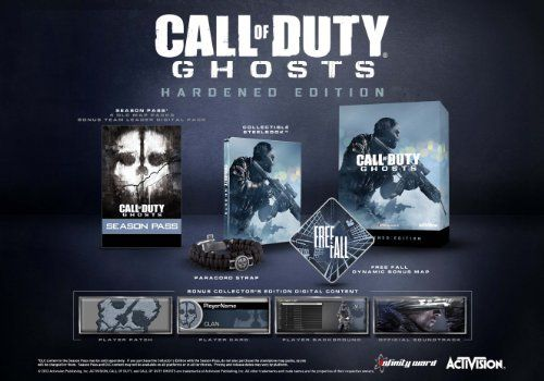 Call Of Duty Ghosts Hardened Edition Reviews Call Of Duty Call Of Duty Ghosts Xbox One Games