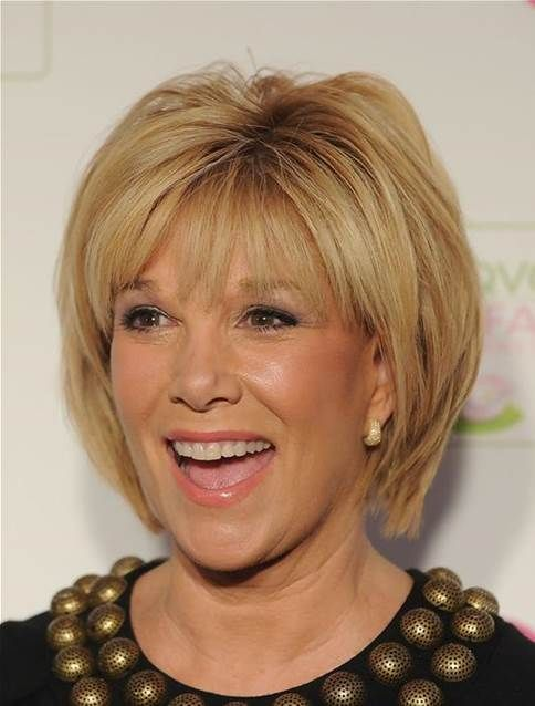 Plus Size Short Hairstyles For Women Over 50 Bing Images