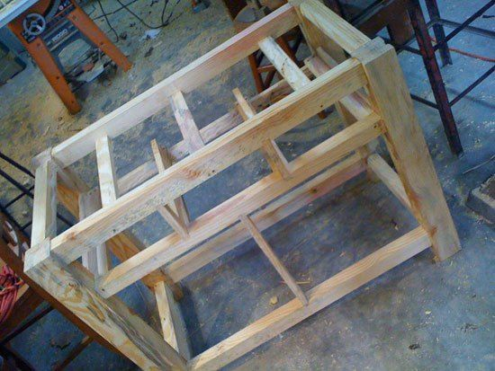 Woodworking Wood Kitchen Island Plans Pdf Download Diy Kitchen Cabinets Drawers Building Wood Kitchen Island Kitchen Island Plans Kitchen Island Building Plans