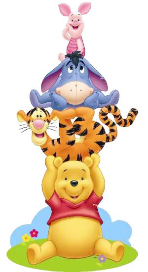 Winniepoohgroup Png 300 550 Winnie The Pooh Friends Tigger And Pooh Winnie The Pooh