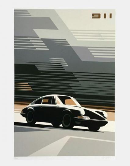 34+ Trendy Classic Cars Illustration Automotive Art #art #cars  Informations Abo…