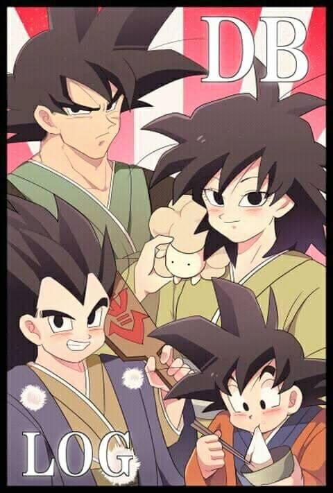 Gine Fasha Bardock Shugesh Toma And Borgos Anime Dragon Ball Dragon Ball Art Dragon Ball Z