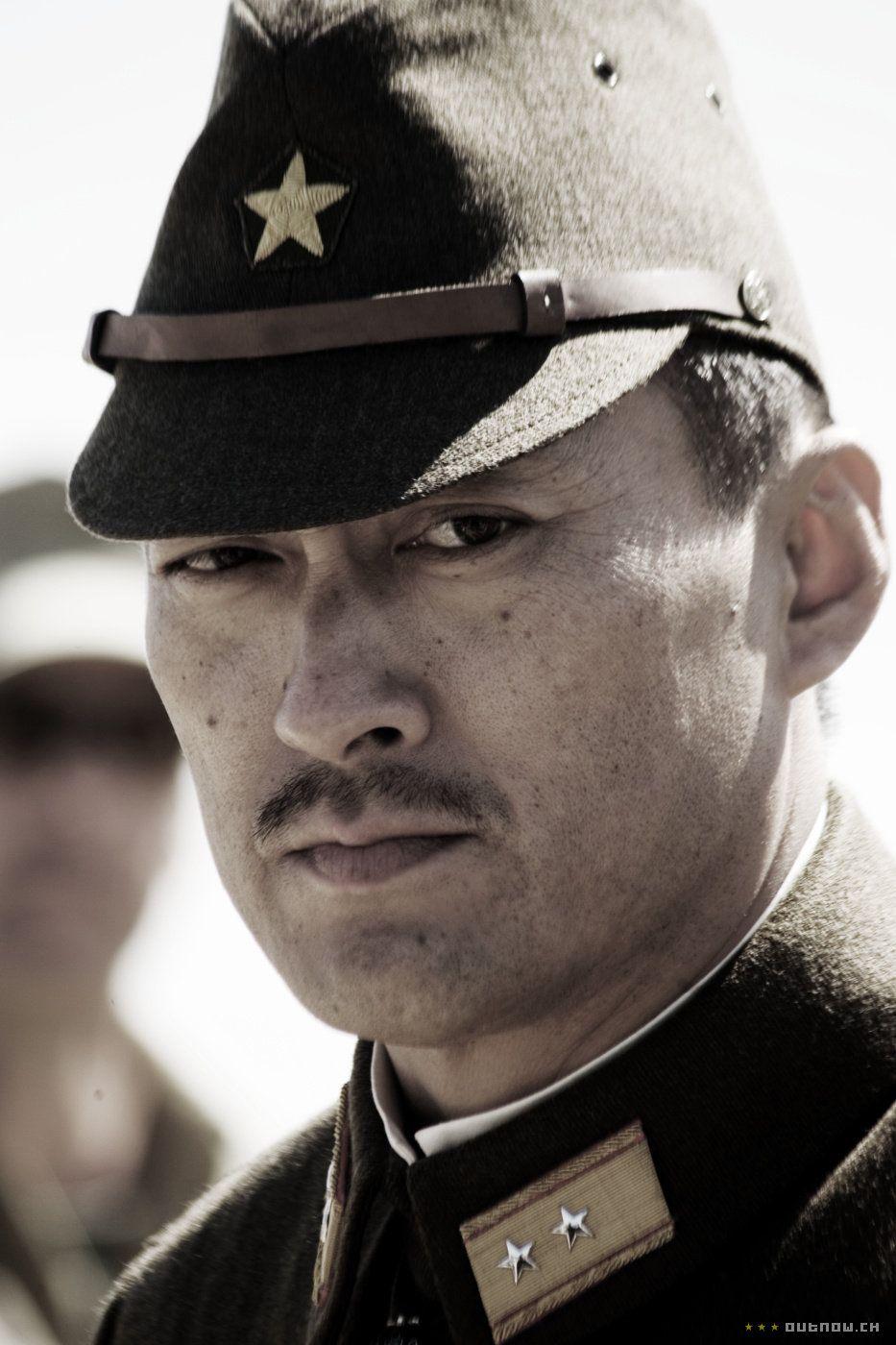 General Tadamichi Kuribayashi - Ken Watanabe in Letters from Iwo Jima (2006).