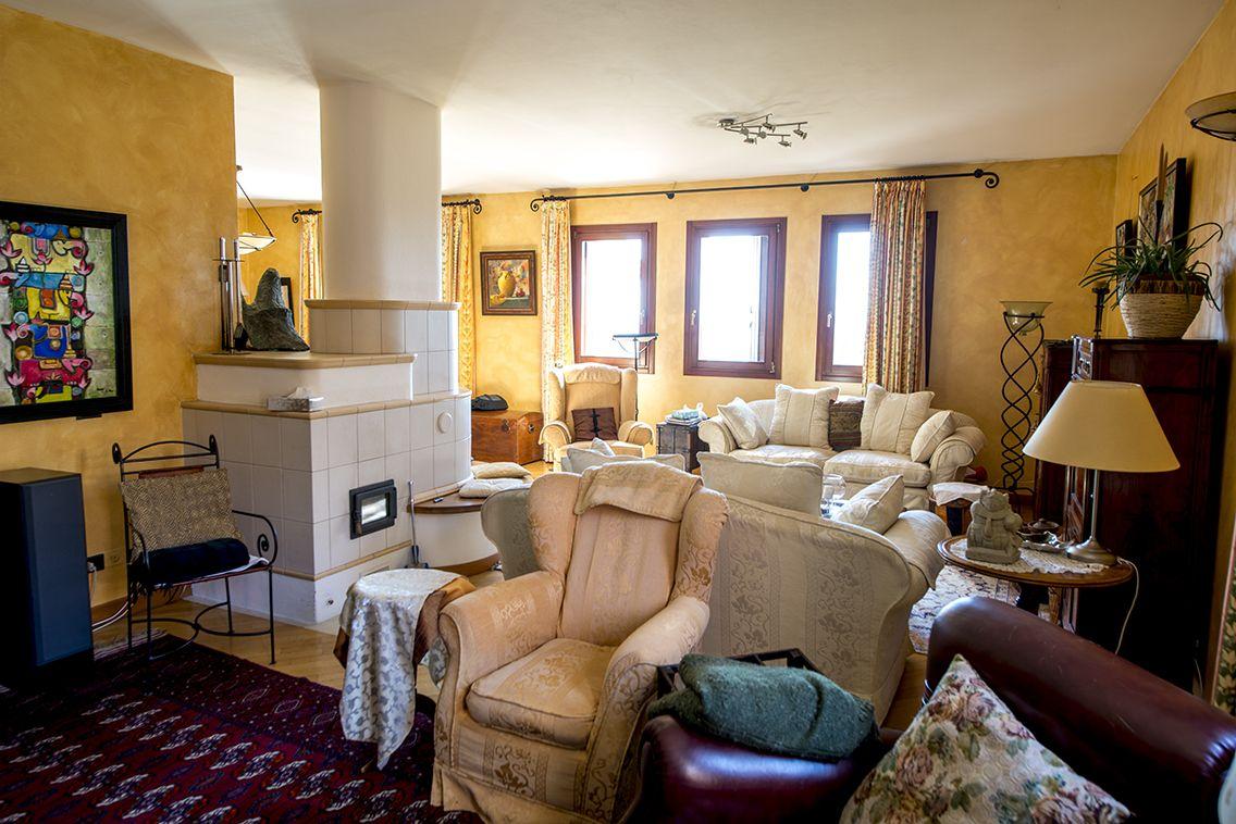 zona living casa in vendita a Marostica